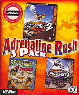 Adrenaline Rush 3 Pack