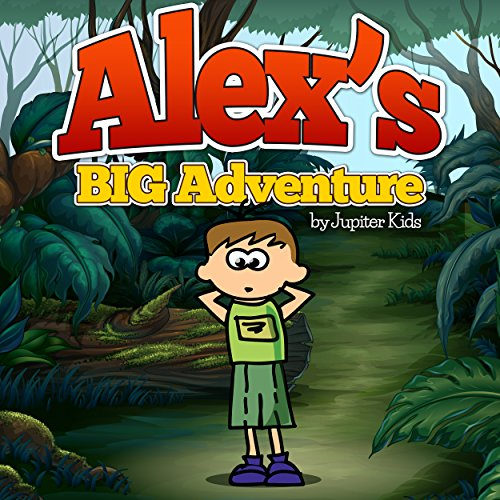 Alex`s Big Adventure                   By:                                                                                                                                 Jupiter Kids                               Narrated by:                                                                                                                                 Misty Menees                      Length: 2 mins     Not rated yet     Overall 0.0