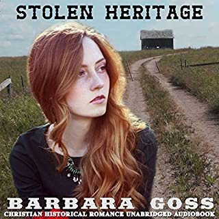 Stolen Heritage audiobook cover art