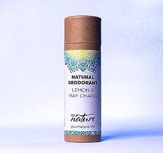 Lemon & May Chang 100% Natural Deodorant Stick Vegan