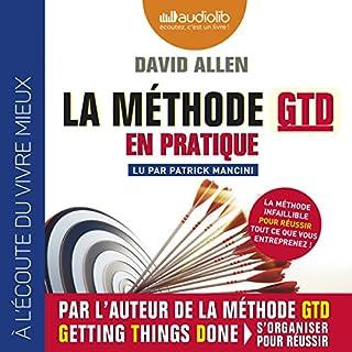 Couverture de La méthode GTD en pratique
