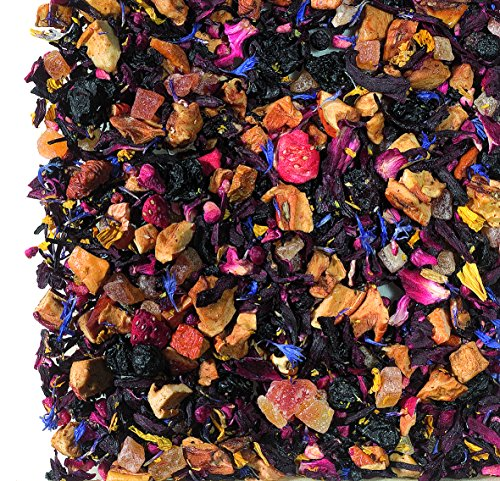 Früchteteemischung Bora Bora Erdbeer-Mango-Note aromatisiert - 1KG