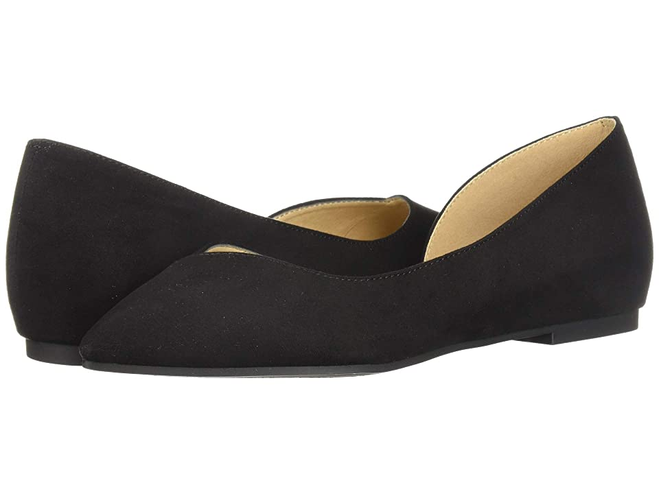 CL By Laundry Hiromi (Black Super Suede) Women