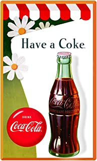 Retro Planet Coca-Cola Daisies Have a Coke Wall Decal 15 x 24 Vintage Style Kitchen