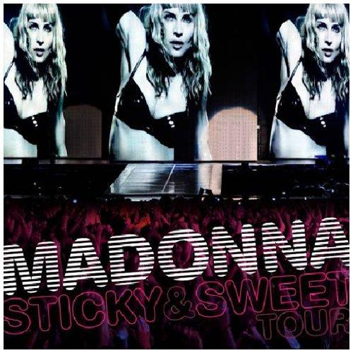 Sticky & Sweet Tour (CD+Blu-Ray)