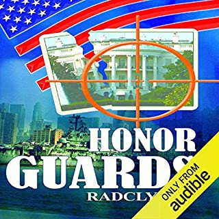 Honor Guards cover art