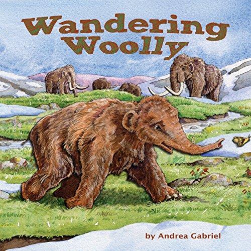 Wandering Woolly audiobook cover art