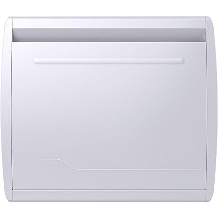 Cayenne 49699 Radiateur /à inertie C/éramique LCD 1500W Blanc /& 49736 Radiateur /à inertie Fonte LCD 1000W Blanc
