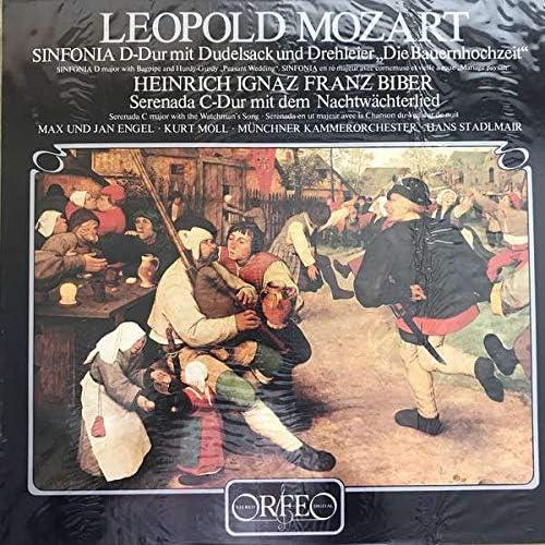 """Leopold Mozart , Heinrich Ignaz Franz Biber - Sinfonia D-Dur Mit Dudelsack Und Drehleier """"Die Bauernhochzeit"""" - ORFEO Classic Schallplatten Und Musikfilm GmbH - S033821A"""