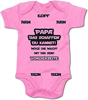 G-graphics Baby Body Papa das schaffen Du Kannst! 250.0221
