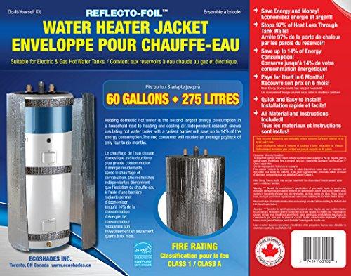 water heater jacket - 3