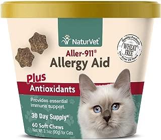 NaturVet Cat Allergy Aid Supplement