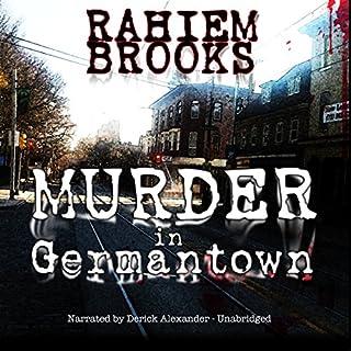 Murder in Germantown audiobook cover art