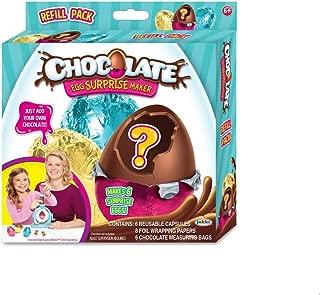 Chocolate Egg Surprise Maker Refill Pack