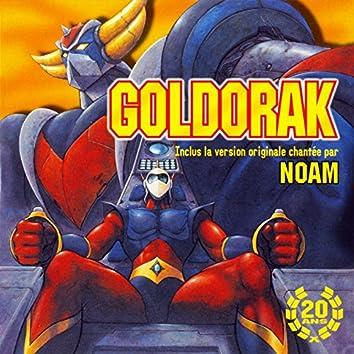 Goldorak Remix (Générique original de la série TV remixé) - Single