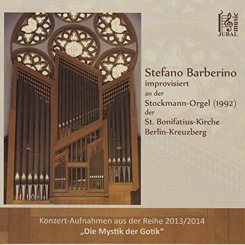 Die Stockmann-Orgel in Berlin Kreuzberg