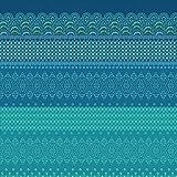 Bassetti Tagesdecke, Baumwolle, Blu, 240X255 cm