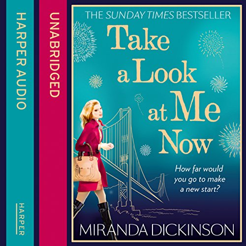 Take a Look at Me Now audiobook cover art
