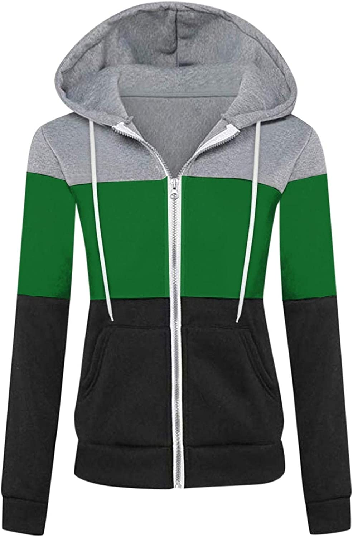 Damen Sports Damen Outdoor Mantel,TUDUZ Frauen Herbst Langarm dünne Reißverschluss Hoodies Jacke Mantel Mehrfarbiga2