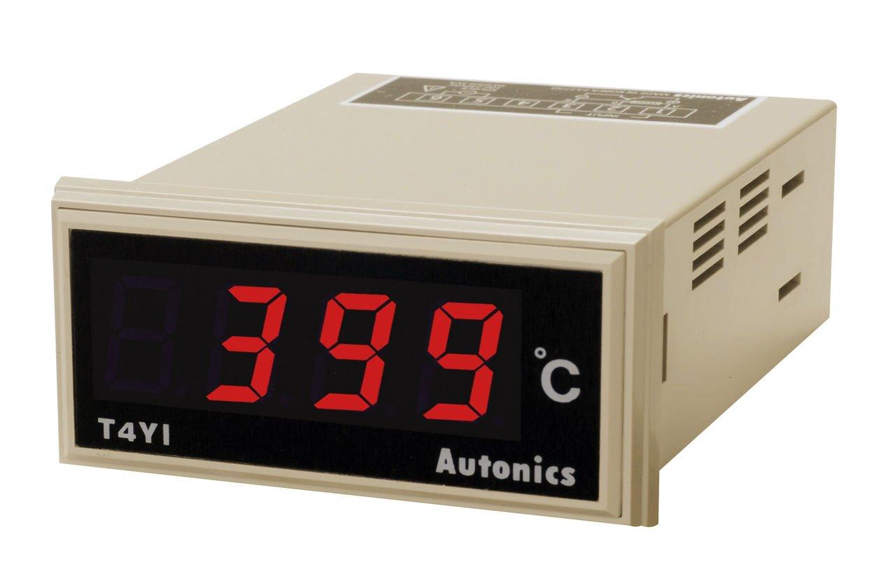 Autonics T4YI-N4NP4C Temperature Indicator W72xH36mm Oakland Mall P Thermoc Product