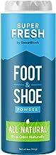 SweatBlock Super Fresh All Natural Foot & Shoe Powder - 4 oz