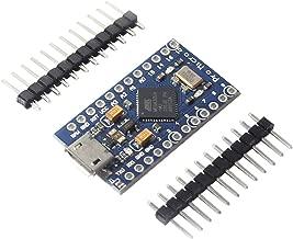 Pro Micro ATmega32U4 5V 16MHz Micro-USB Development Module Board with 2 Row pin Header Compatible arduino Leonardo Replace ATmega328 Pro Mini