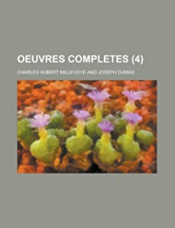 Oeuvres Completes (4)