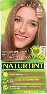 Permanent Hair Color - 8N Wheat Germ Blonde 1 Box