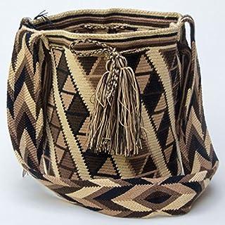 MOFLYS - Bolso Wayuu 831 - Bolso Wayuu 831