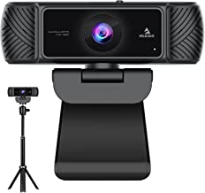 1080P AutoFocus Webcam with Mini Tripod, NexiGo FHD USB Web Camera with Microphone & Privacy Cover, Extendable Tripod Stan...