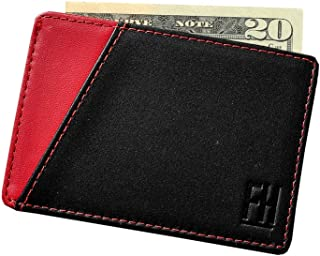 F&H Signature RFID Minimalist Sleeve in Top Grain Leather