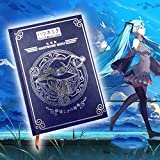HATSUNE MIKU Notebook Japan Anime The Clow Magic Painting Book Diary Travel Journal Cosplay Note Book