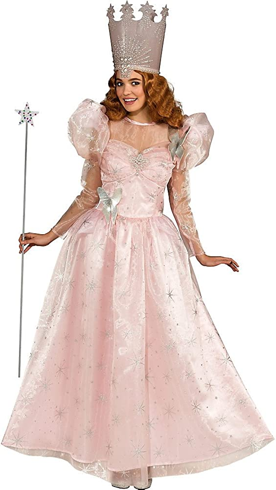 25% OFF Wizard Of Oz Deluxe Glinda Adult the Costume Witch Good 1 year warranty