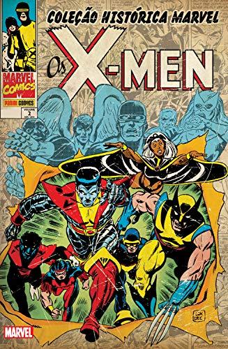 Coleção Histórica Marvel: X-Men v. 2
