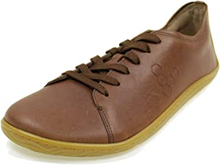 Vivobarefoot Addis, Mens Classic Leather lace-up with a Barefoot Feel & a Social Conscience