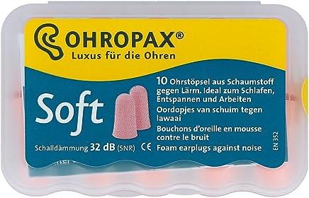 Ohropax soft Schaumstoff Stöpsel 10 stk