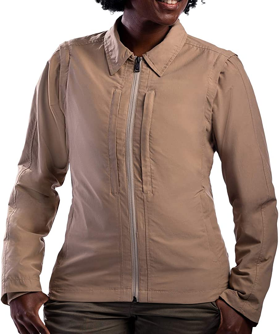SCOTTeVEST Women's Essential 2.0 Jacket Vest | 24 Pockets | Anti-Pickpocket