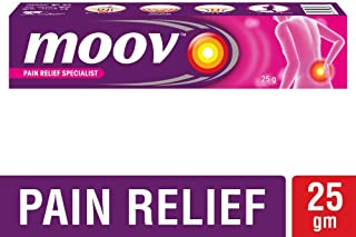 Moov Pain Reliever 30g (Pack of 6)