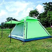 intense 4 person dome tent with porch