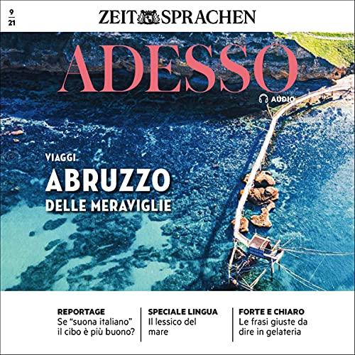 Adesso Audio - L'italiano al ristorante. 9/2021 Titelbild