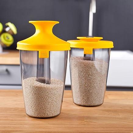 Preisvergleich für Tomorrow´s Kitchen (bislang Vacu Vin) -2831960 Popsome Reis- und Zuckerspender