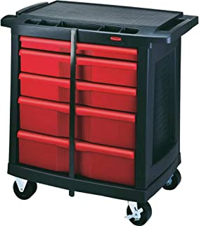 Best rubbermaid drawer cart Reviews