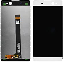 LCD Display Digitizer Touch Screen Assembly for Sony Xperia XA Ultra LTE Ukulele F3211 F3213 F3212 (White)