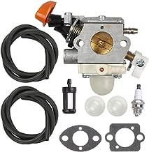 Hilom Carburetor for Stihl FS40 FS50 FS56 FS70 FC56 FC70 Replaces Zama C1M-S267A 4144 120 0608