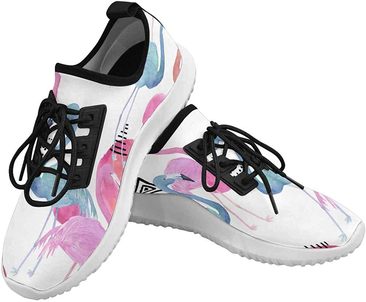 INTERESTPRINT Breathable Luxury goods Dolphin Ultra Women Japan Maker New Running Light Shoes