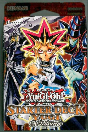 Yu-Gi-Ho! Starter Deck YUGI o KAIBA Il Ritorno [Ed. diciembre 2013] (versión italiana)