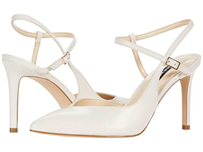 Nine West Elisa (Ivory Leather) Women