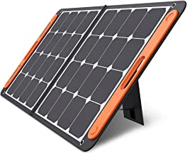 Jackery SolarSaga 100W Portable Solar Panel for Explorer 160/240/500/1000 Power Station,..