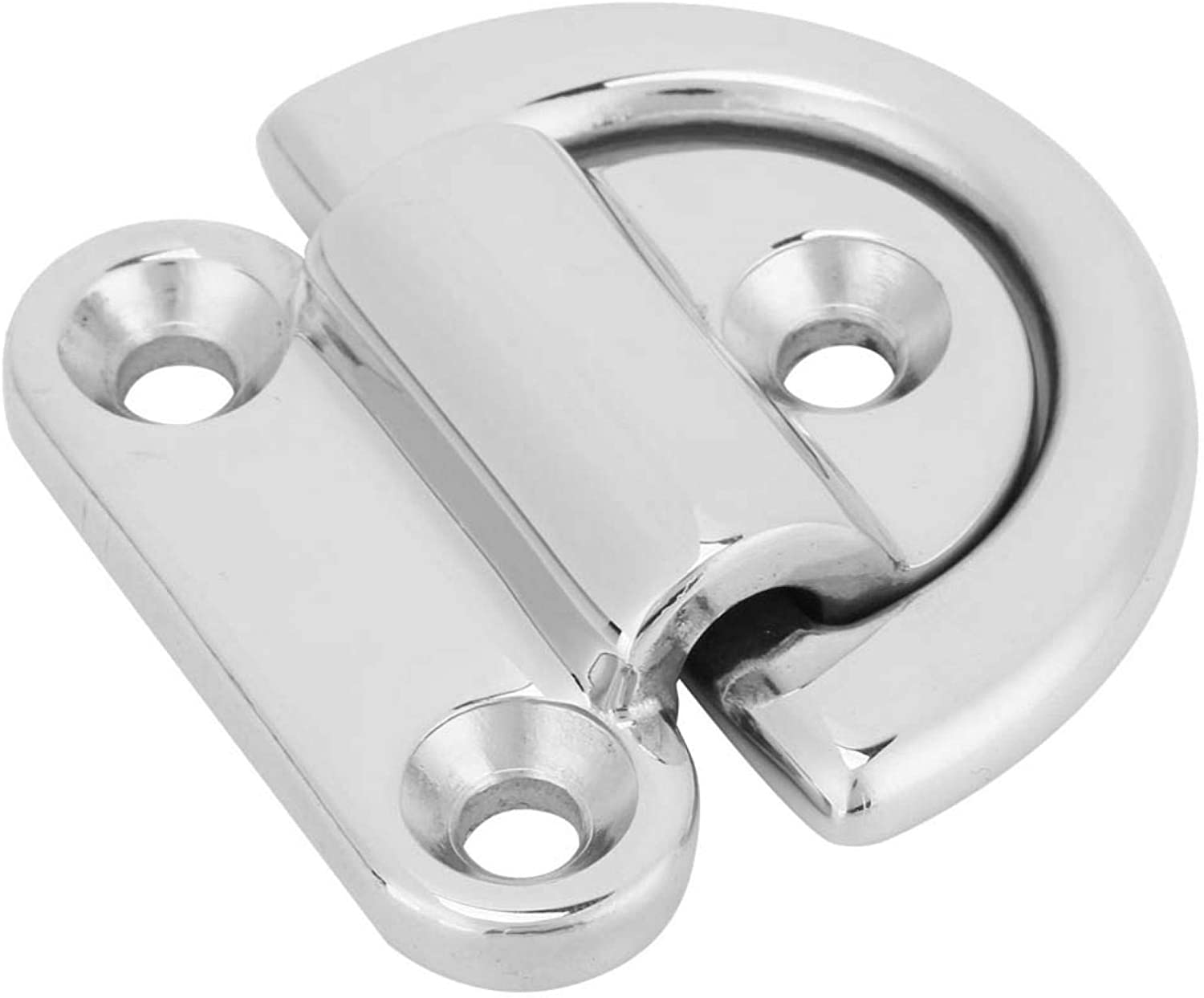 Stainless Steel Boat Folding Pad Brand Cheap Sale Venue Eyes Down D Lashing service Ring Cl Tie