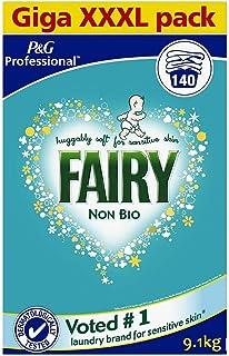 Fairy Professional Washing Powder- Non Bio 130w
